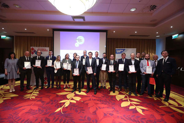Zwycięzcy Produkt Roku Inżynieria & Utrzymanie Ruchu 2017
