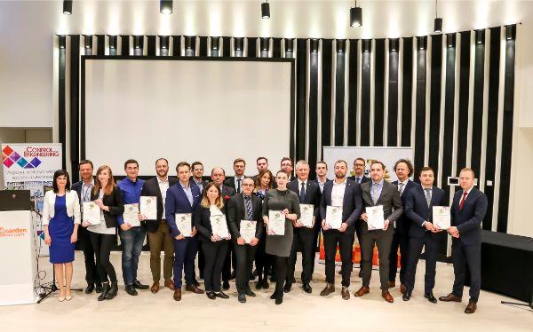 Zwycięzcy Produkt Roku Inżynieria & Utrzymanie Ruchu 2018